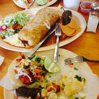 Charros Mexican Food Wasco