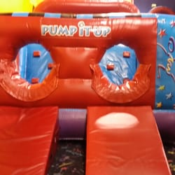 Photo Of Pump It Up Irvine Ca United States Obstacle