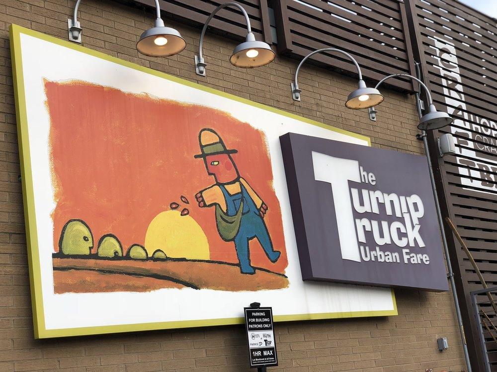 The Turnip Truck Urban Fare