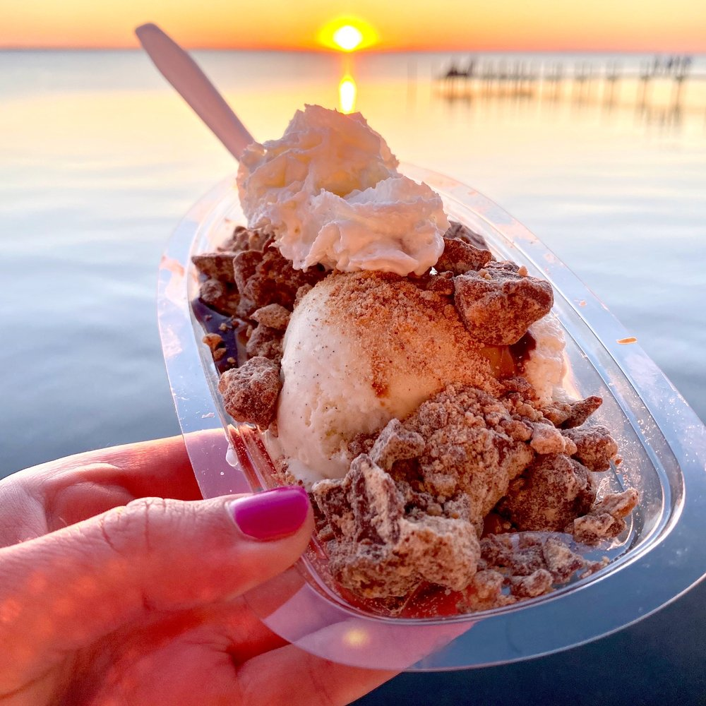 Sunset Ice Cream