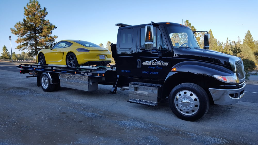Gold Country Tow: 1025 Idaho Maryland Rd, Grass Valley, CA