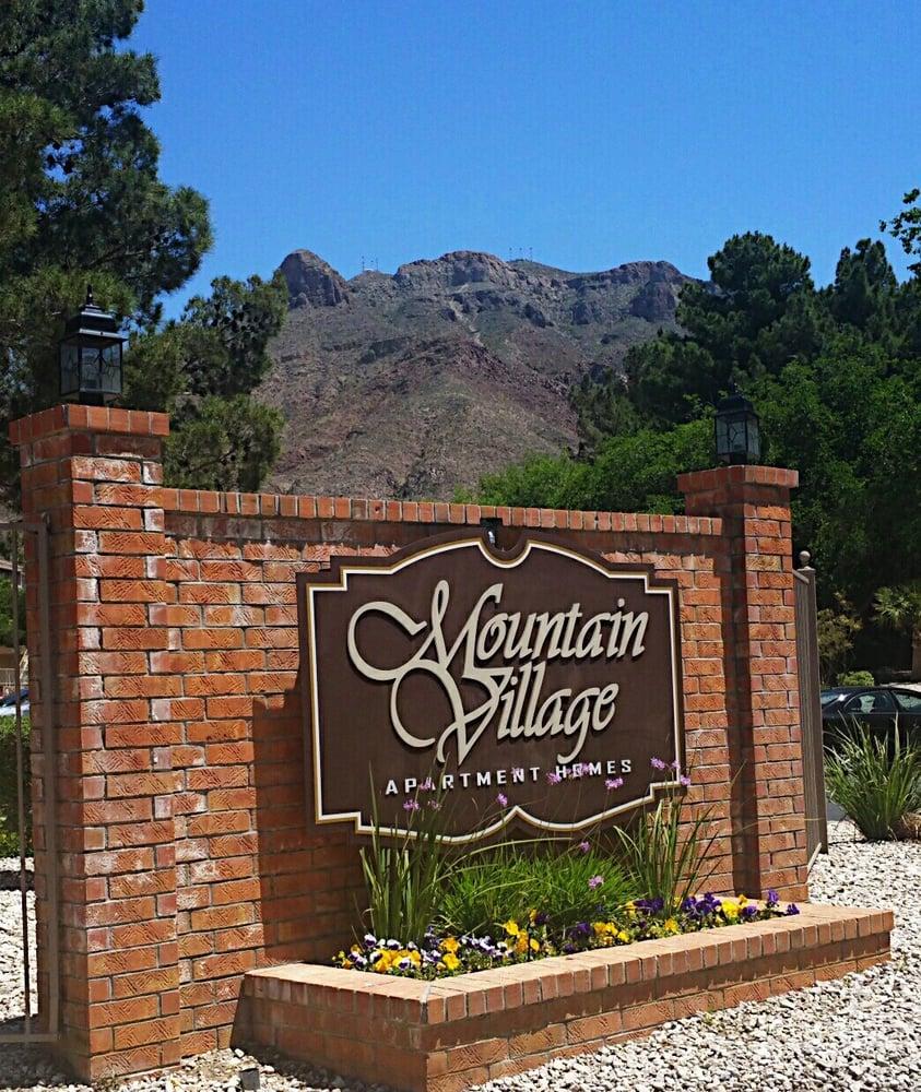 Mountain Village Apartments El Paso Tx