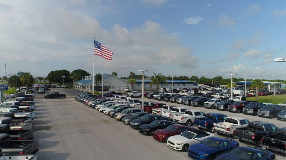 Gilbert Ford: 3175 Hwy 441 S, Okeechobee, FL