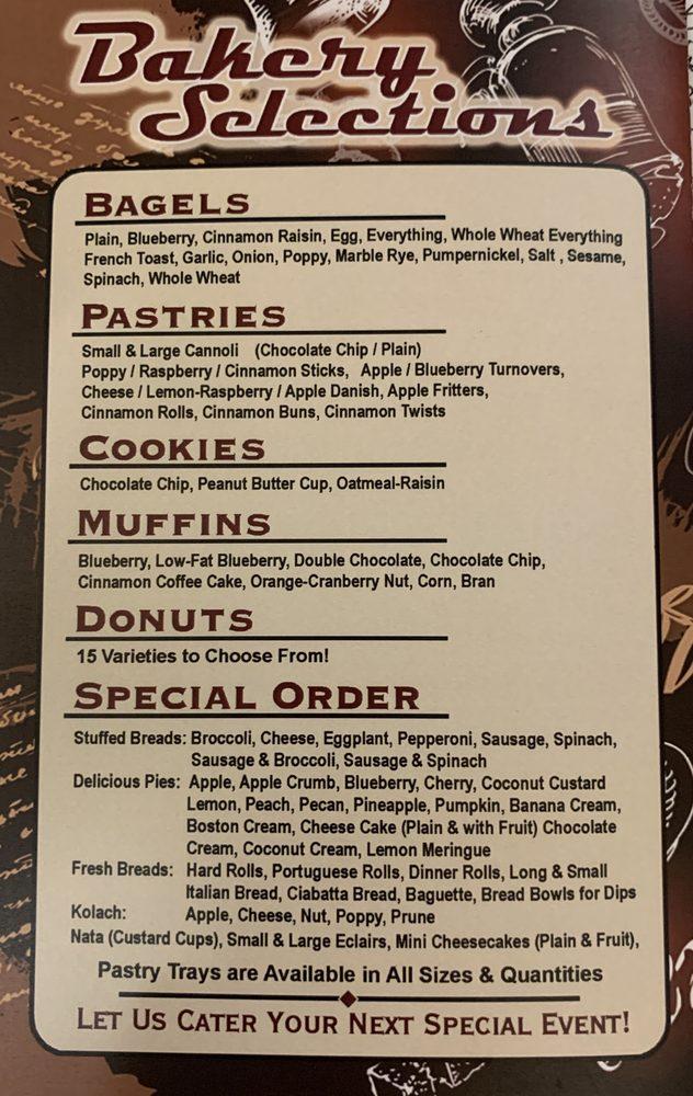 Tony's Coffee Express: 19 Waterbury Rd, Thomaston, CT
