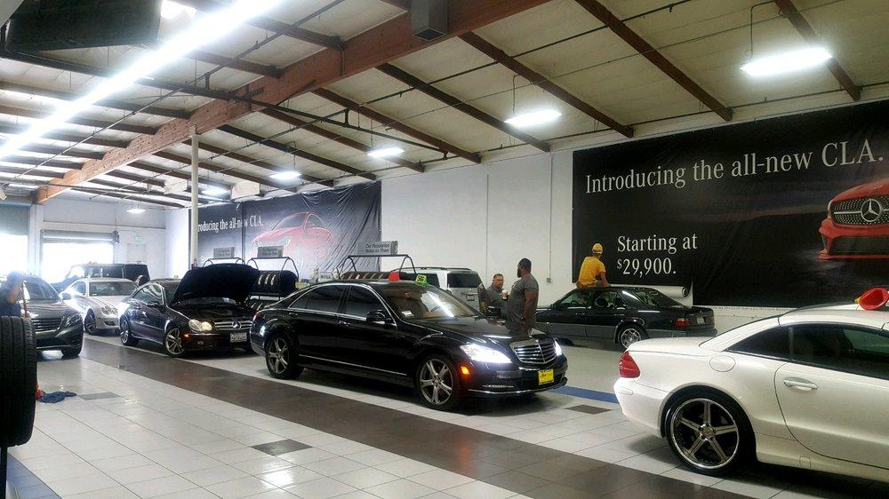 Photo Of W I Simonson Mercedes Benz Santa Monica Ca United States