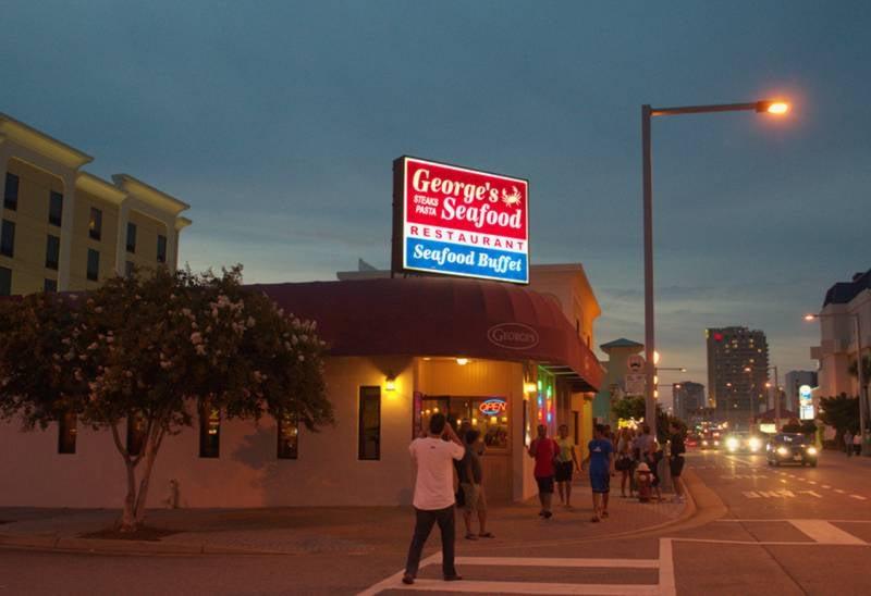 Restaurants Near  Atlantic Ave Virginia Beach