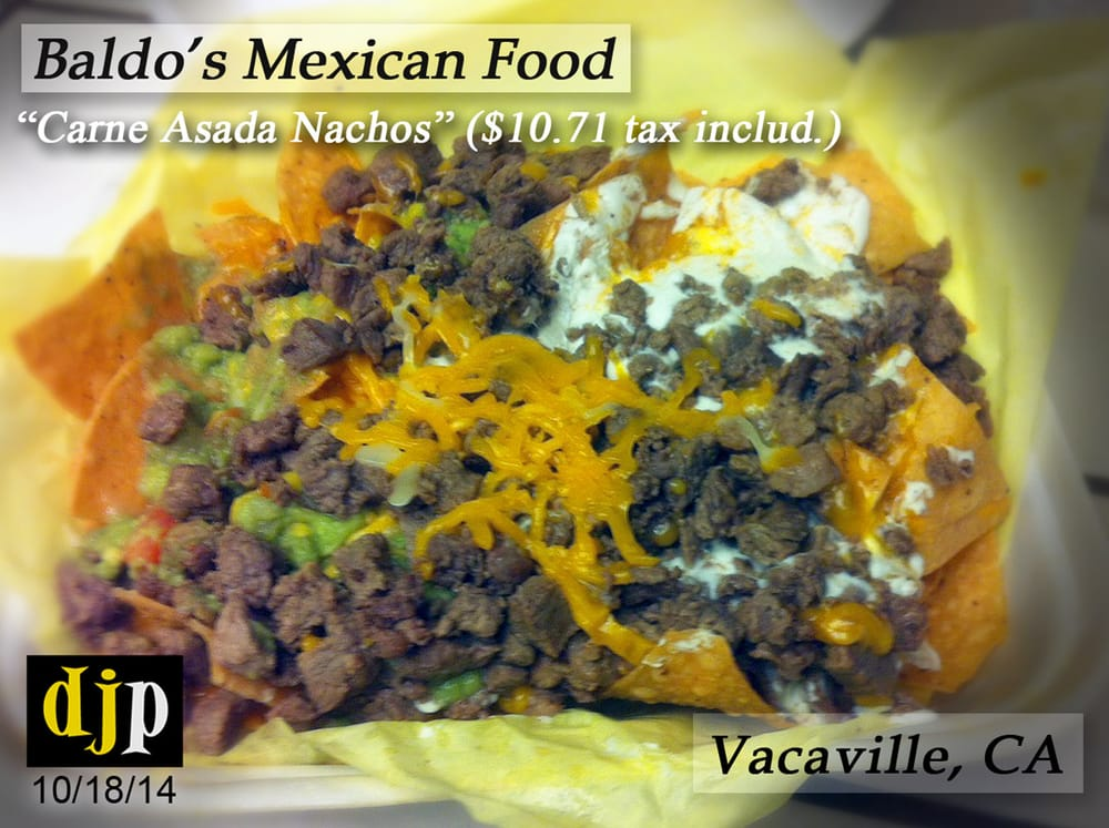 Mexican Food Vacaville