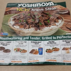 photo relating to Yoshinoya Coupons Printable known as Yoshinoya Beef Bowl Coupon codes