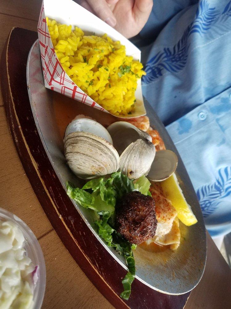 Shore Fresh Seafood: 57 Channel Dr, Point Pleasant Beach, NJ