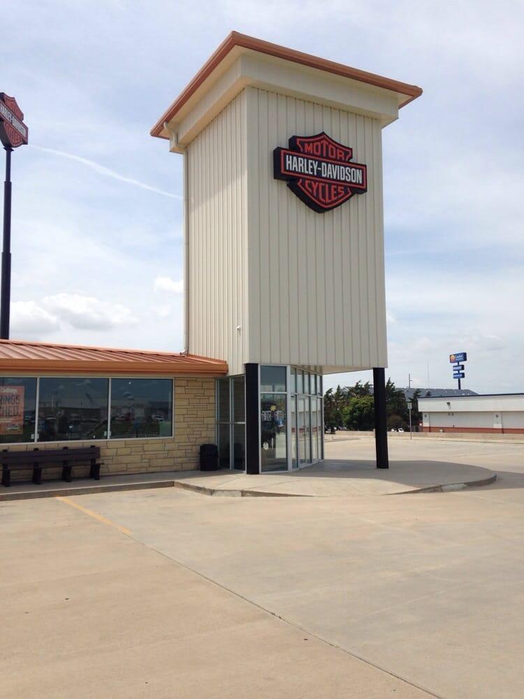 Doerflers Harley Davidson: 1100 E 43rd St, Hays, KS