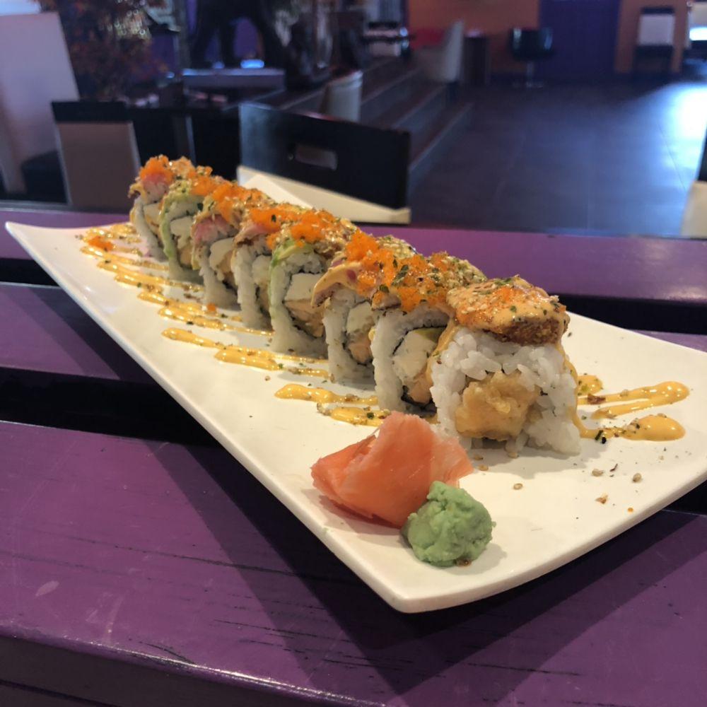 Kobe Asian Fusion: 5711 Maccorkle Ave SE, Charleston, WV