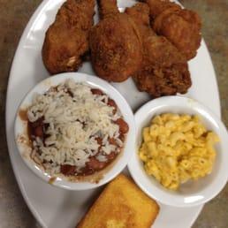 Chez Soul Food Fairfield Ca