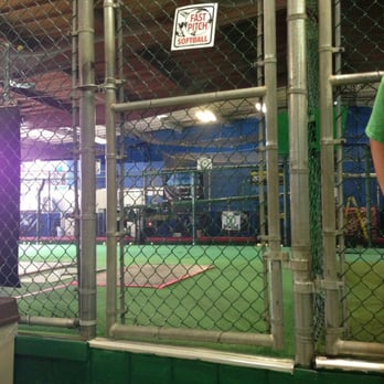 Bat-R-Up Indoor Batting Cages - 12 Photos & 12 Reviews - Sporting ...