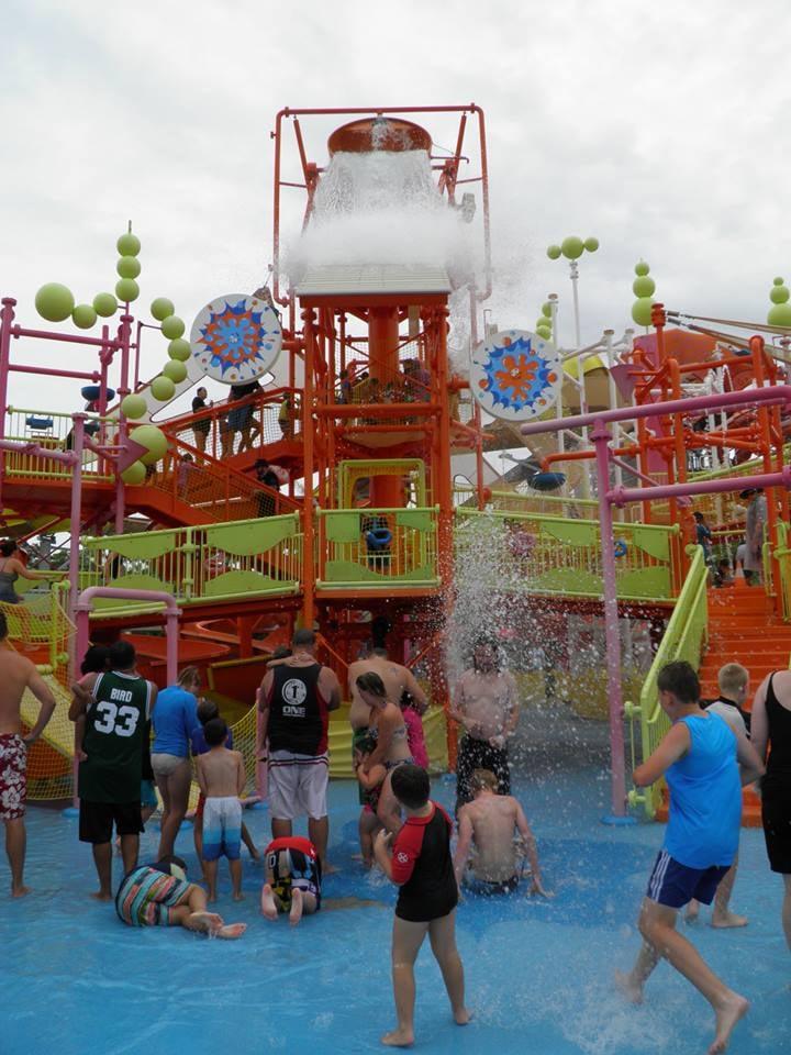Whitewater world parchi di divertimento luna park 1 for Puerta 9 luna park