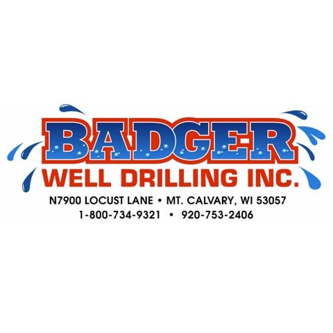 Badger Well Drilling: N7900 Locust Ln, Mount Calvary, WI