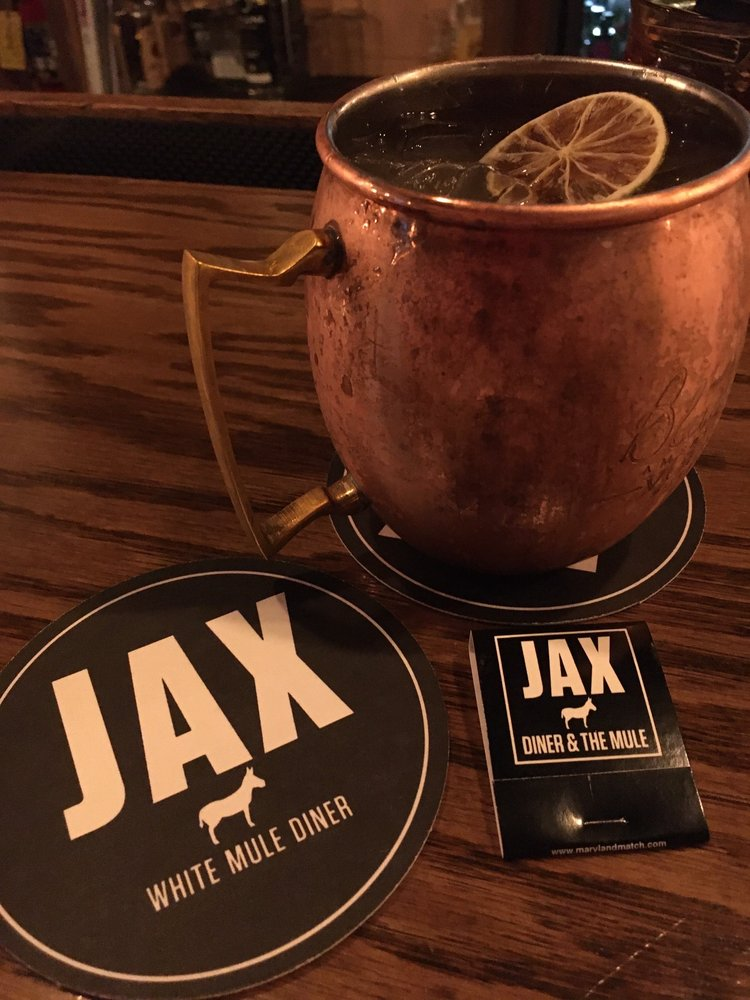 The Mule: 1120 First  St, Napa, CA