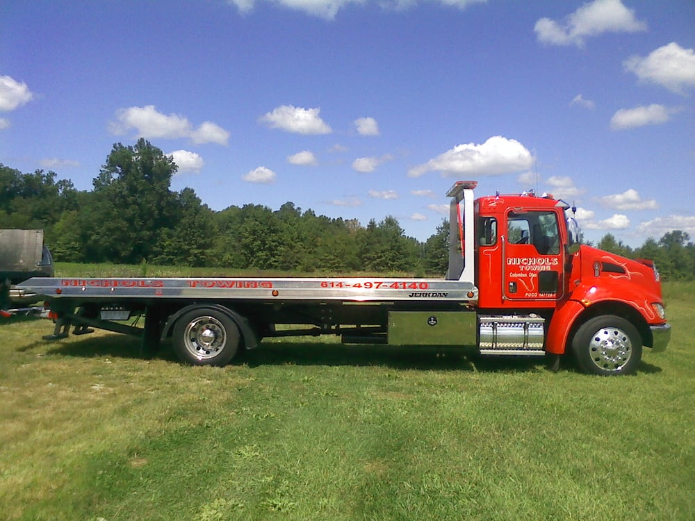 Nichols Towing LLC: 2685 Buckwheat Ct, Columbus, OH