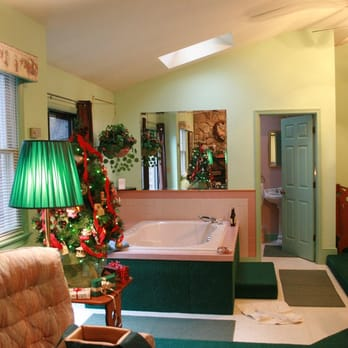 Wonderful Photo Of Brookside Cabins   Luray, VA, United States. Cabin 9 Jacuzzi,