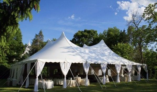 Ambassador Tent Rental: 412 Midland Ave, Midland, PA