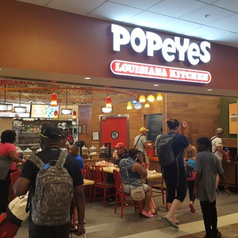 Popeyes Louisiana Kitchen Building popeyes louisiana kitchen - 28 photos & 68 reviews - fast food