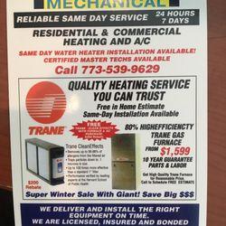 Giant HVAC - 17 Photos - Heating & Air Conditioning/HVAC - 4315 N