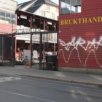 Salgshallen brukthandel   bruktbutikker   storgata 36, sentrum ...