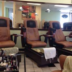Photo Of Nails   Saint George, UT, United States. Six Pedi Chairs