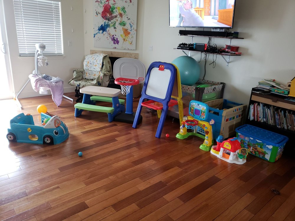 Melissa's Family Daycare: Kelseyville, CA