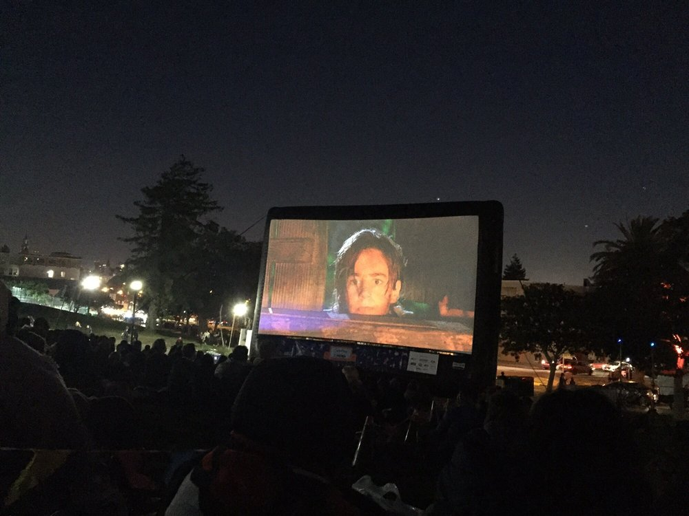 Film Night in the Park
