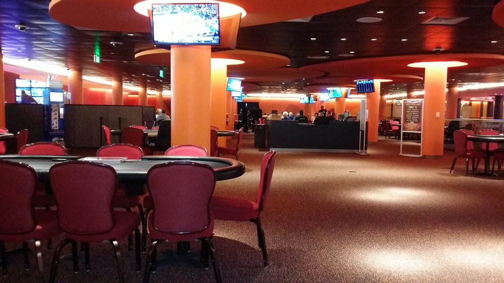 Upstairs In The Poker Room Yelp