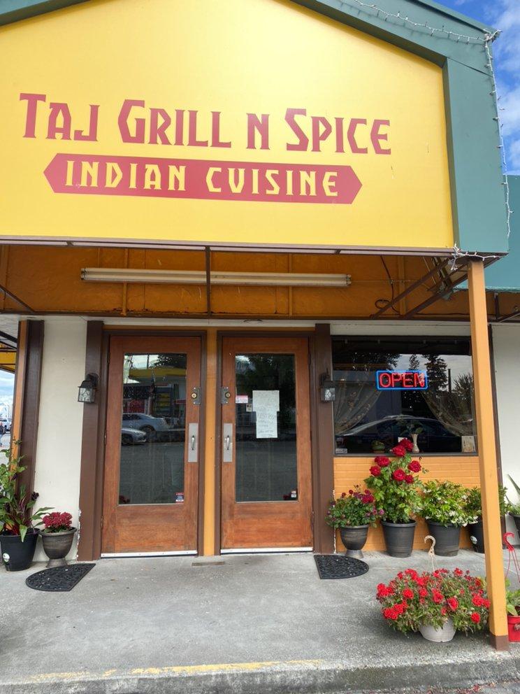 Taj Grill N Spice: 2310 State Rte 530 NE, Arlington, WA
