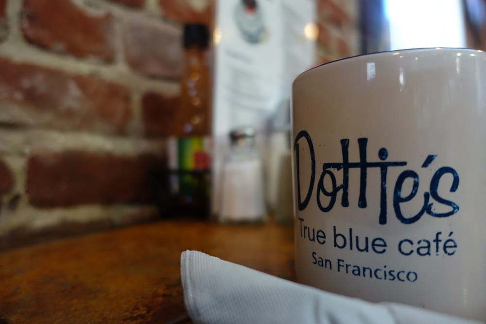 Dottie S True Blue Cafe San Francisco Ca