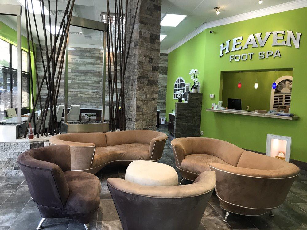 Heaven Foot Spa 2: 740 Greenville Blvd, Greenville, NC