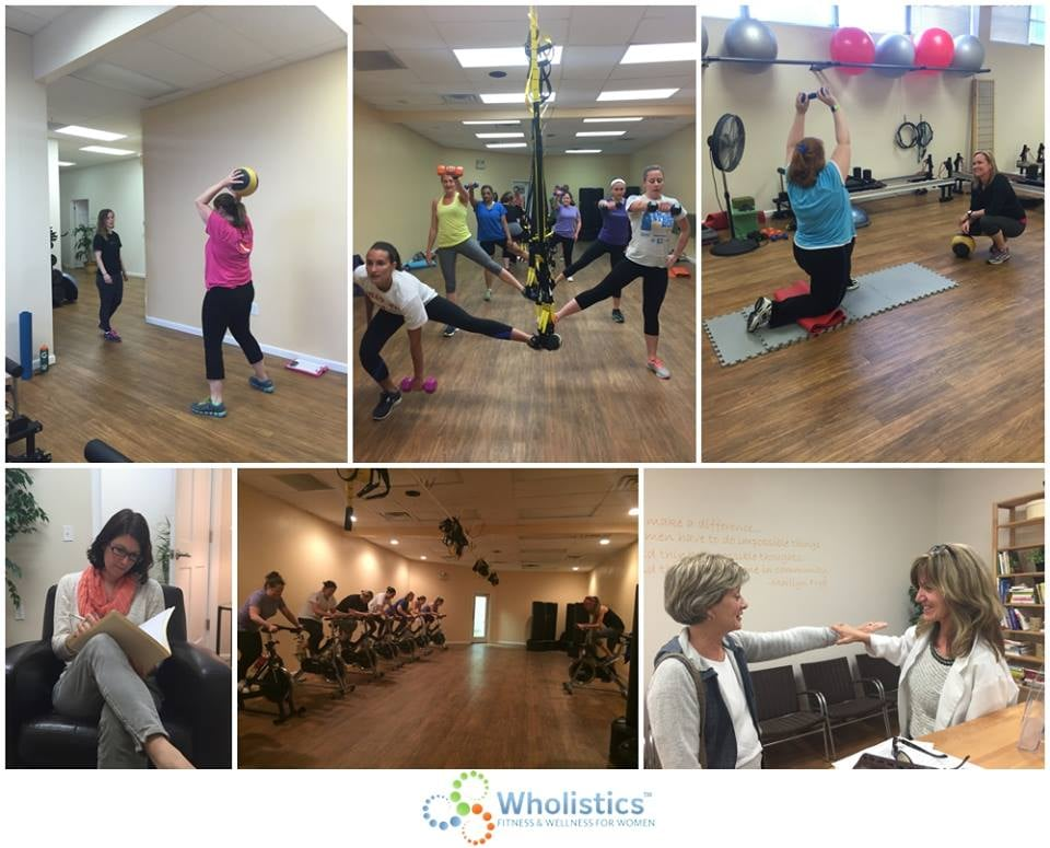 Wholistics Fitness & Wellness For Women