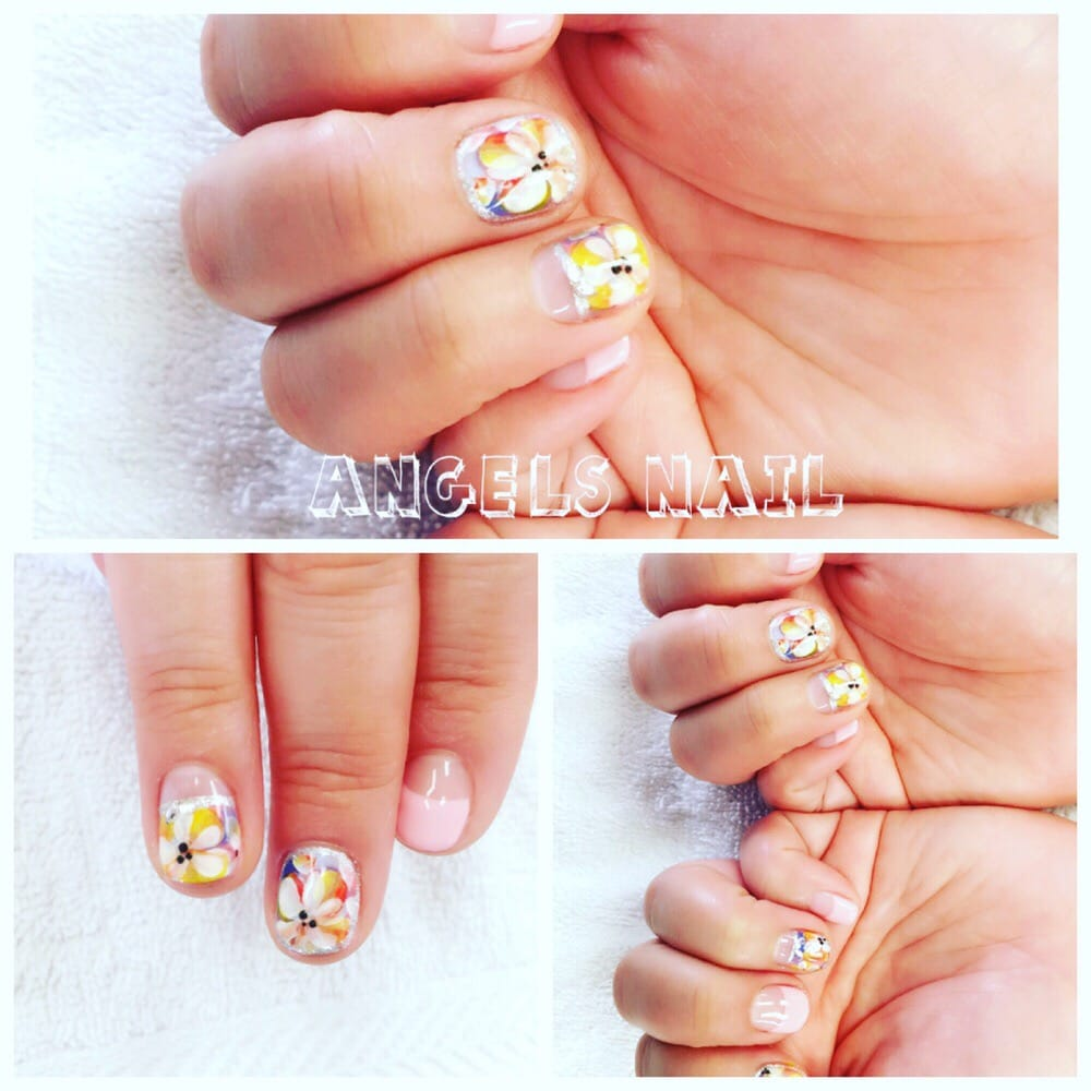 Mobile Nail Salon Los Angeles: Nails