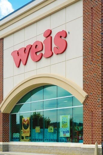 Weis Markets: 17600 Old National Square Pike, Frostburg, MD