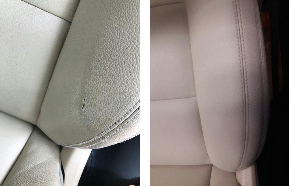 Maslom Interiors Expert Leather Repair