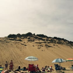 Photo Of Beachcomber Wellfleet Ma United States Very Difficult Walk