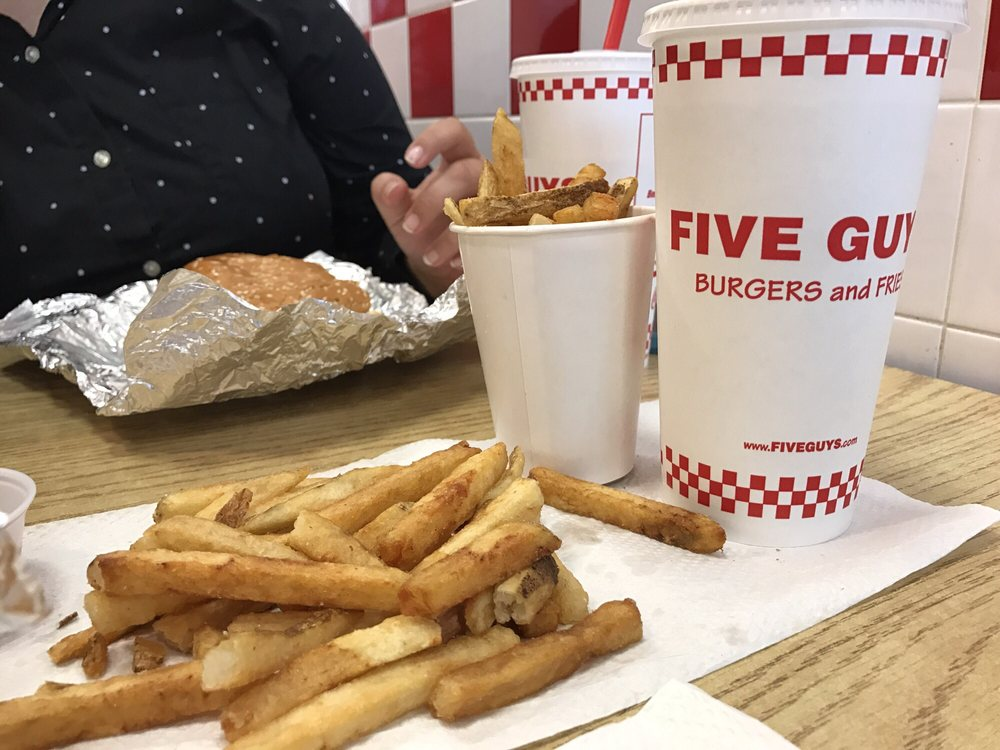 159 P Os For Five Guys