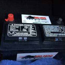 Photo Of Hog Battery Services Sacramento Ca United States New
