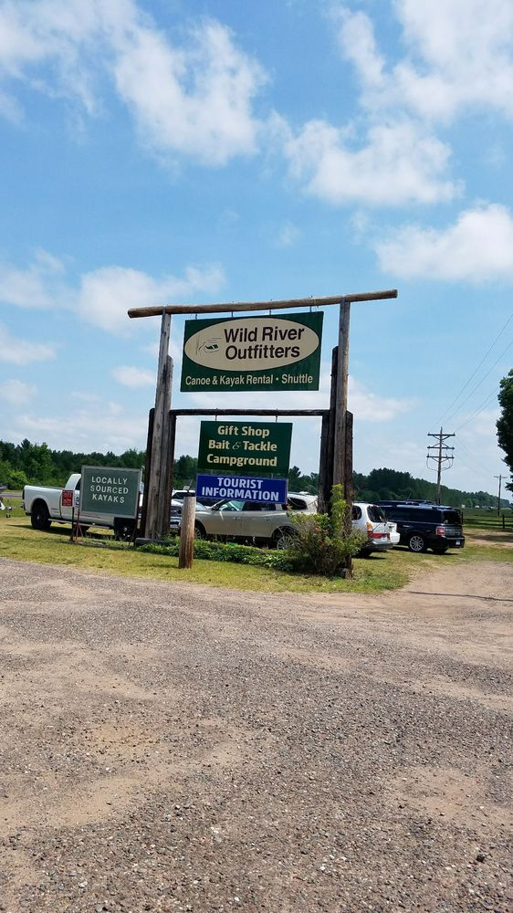 Wild River Outfitters: 15177 State Rd 70, Grantsburg, WI