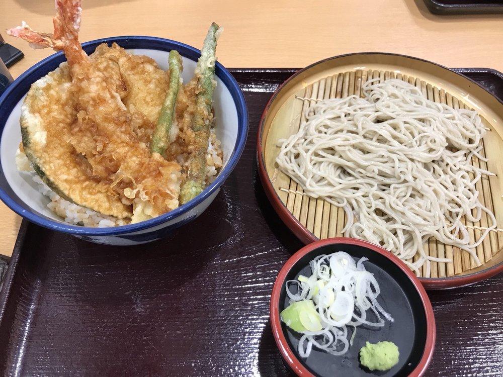 TEMPURA TENDON TENYA Asakusa
