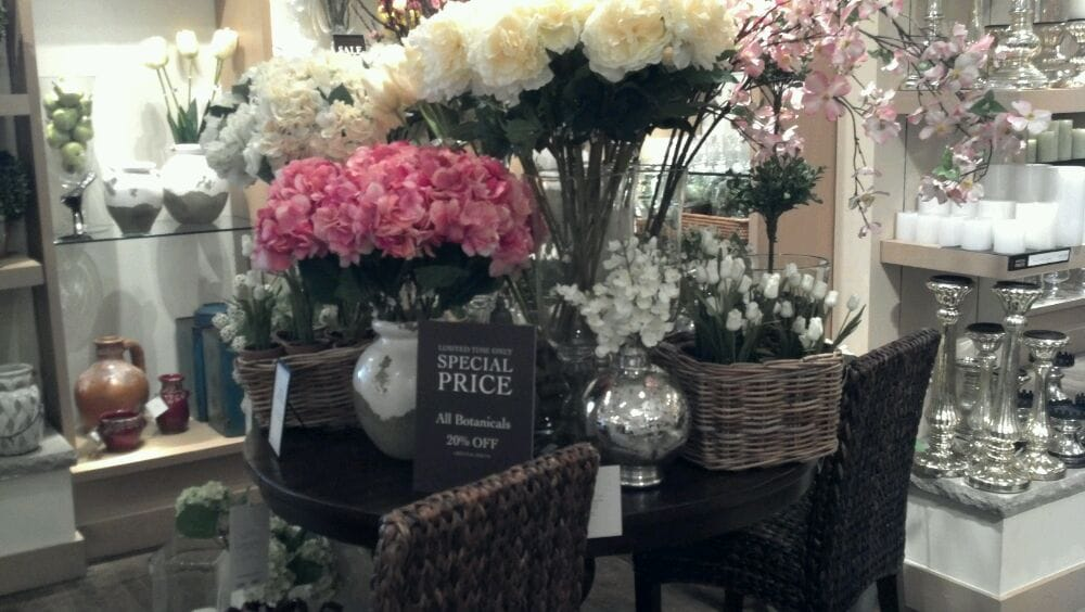Pottery barn spring silk flower display yelp 9 photos for pottery barn mightylinksfo