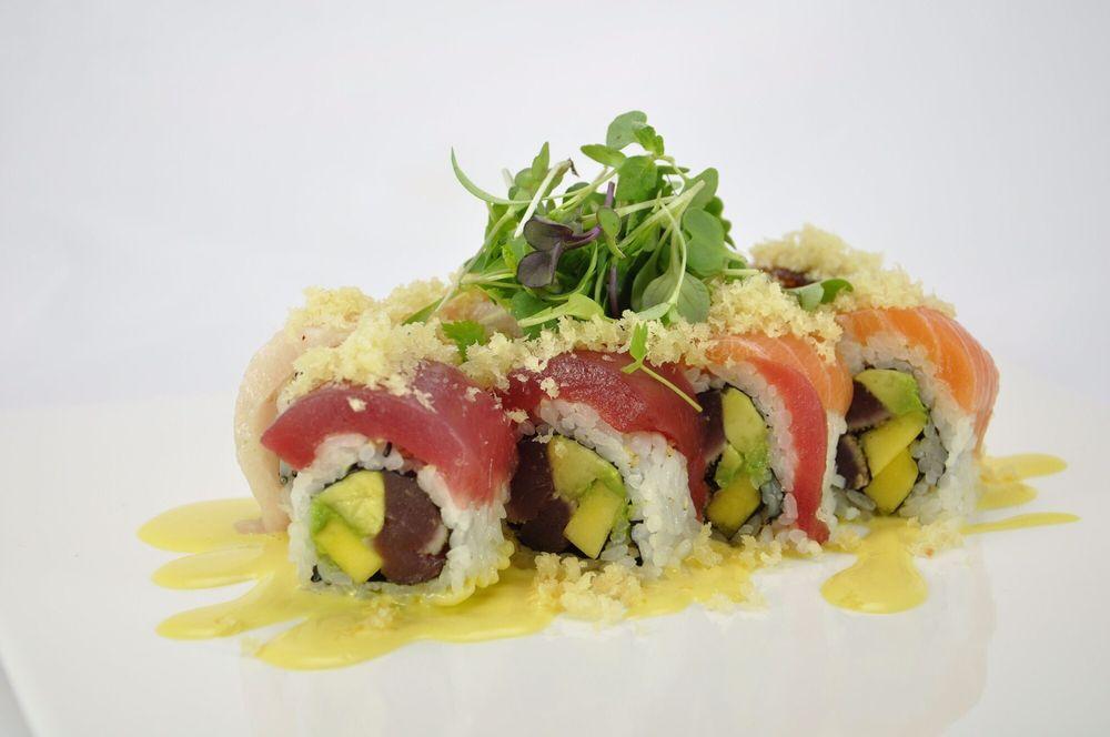 Food from Kabuki Sushi & Steak House