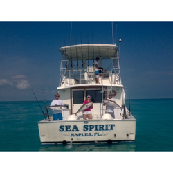 Sea spirit offshore sportfishing reef fishing angeln for Sea spirit fishing