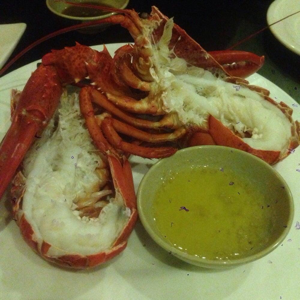 Split Steamed Lobster - Yelp