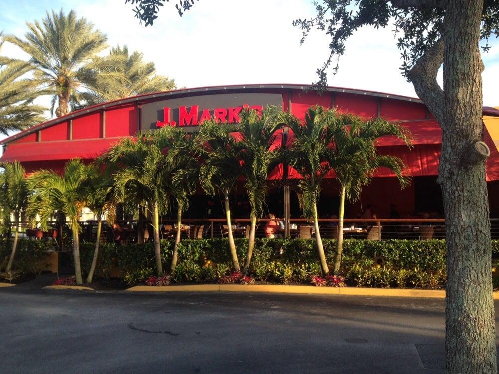 J Mark S Restaurant Fort Lauderdale Fl