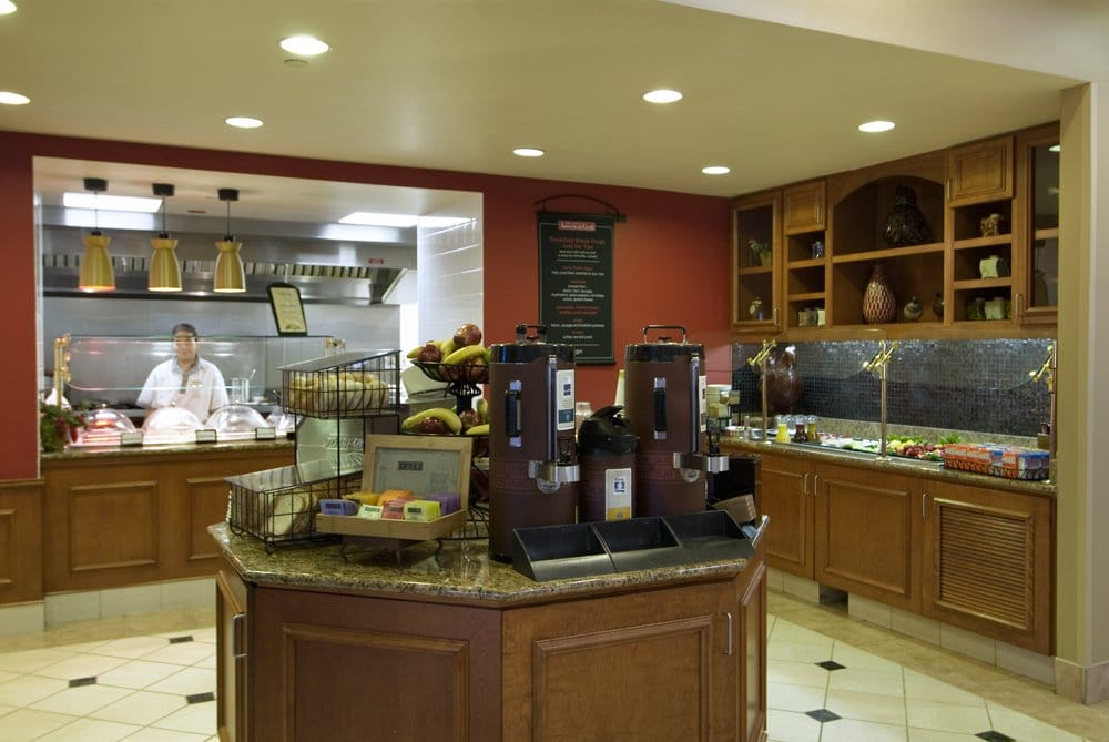 Hilton Garden Inn Maple Grove Great American Grill For