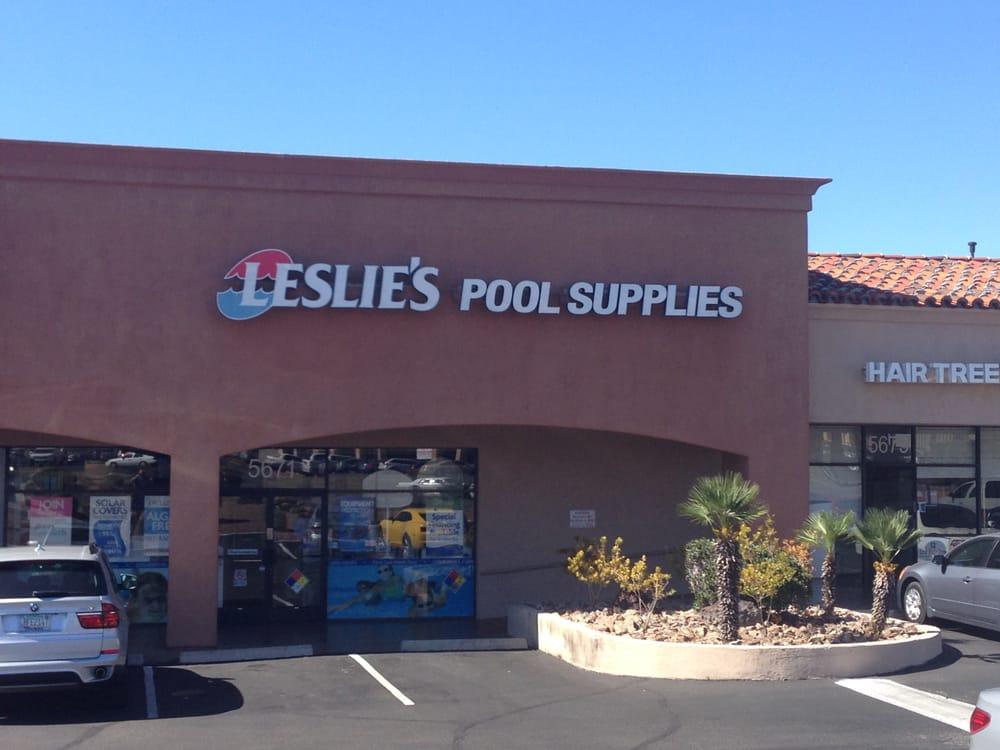 Leslie S Pool Supplies Service Repair Pool Hot Tub 5671 N Swan Rd Catalina Foothills