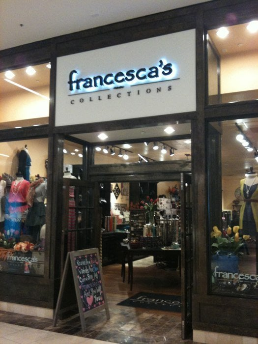 Francesca's Collections - Women's Clothing - 1151 Galleria ...